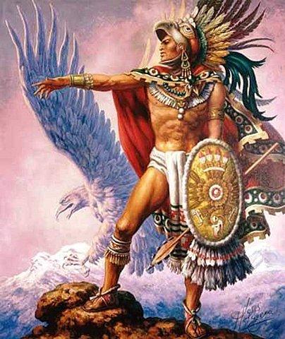 Cuauhtémoc, the last Aztec Emperor