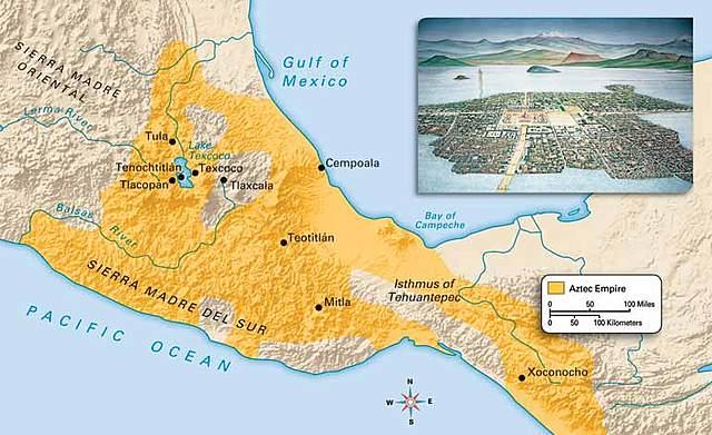 Aztec Golden Age under Ahuitzotl