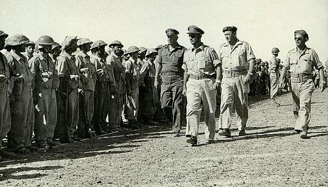 אירועיים לאומיים 1948-1958