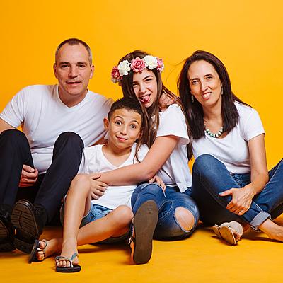 אני ומשפחתי בציר הזמן הלאומי timeline