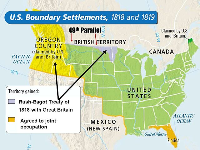 Treaty of Joint Occupation (Oregon, California)