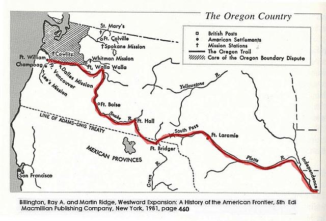 Oregon Trail (Oregon)