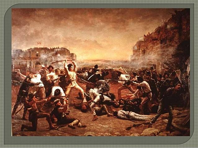 The Texas Revolution (Texas)
