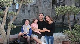 גיא פרל - אני ומשפחתי בציר הזמן העולמי timeline
