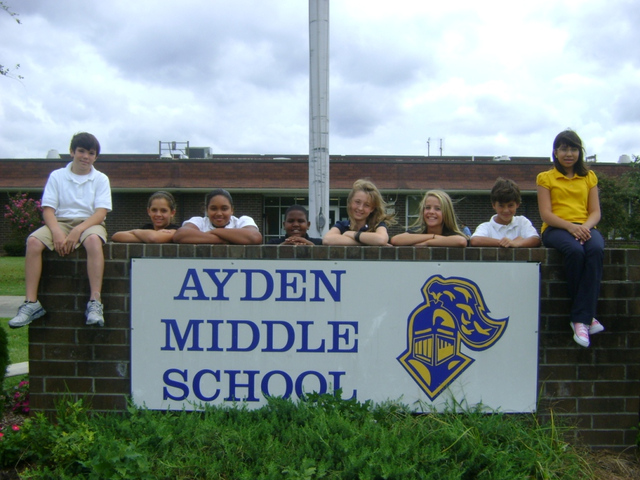 Moved to Ayden, NC