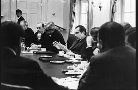 Nixon proposed New Federalism