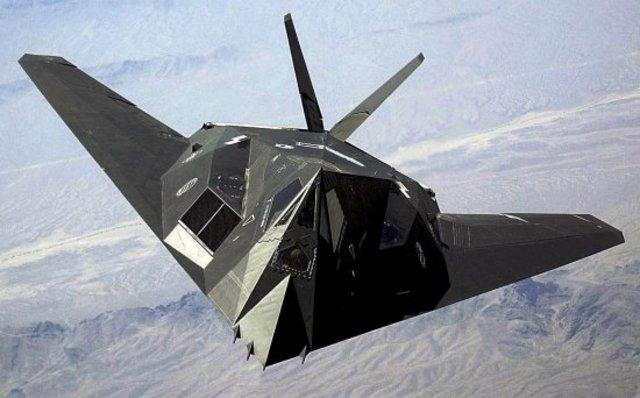 F-117 Nighthawk Introduced