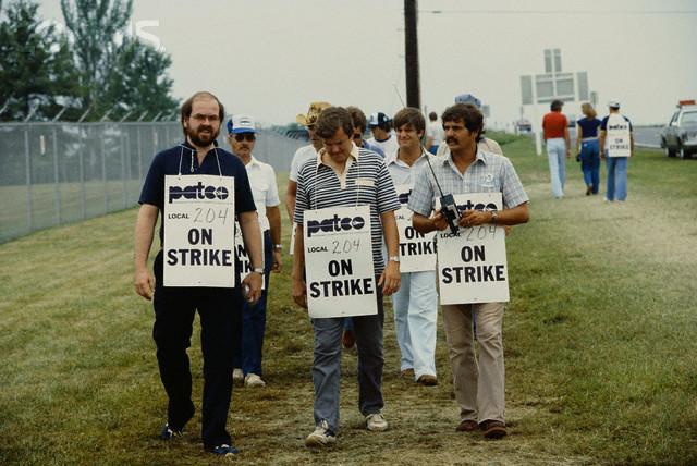 PATCO strikes