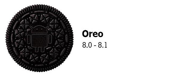 Actualización Oreo 8.1