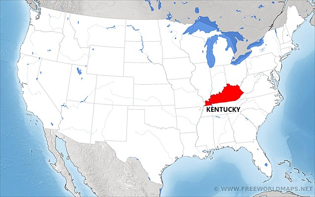 State of Kentucky (United States)