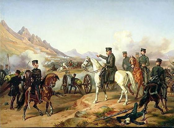 Battle of Buena Vista (Mexico)