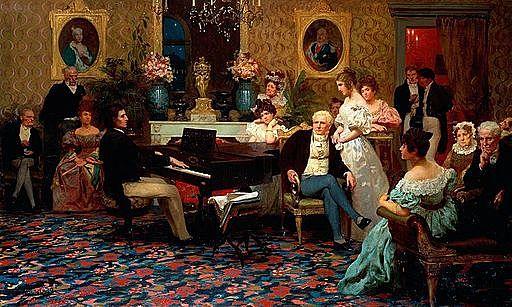 Symphonic Music Romantic Period