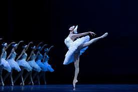 Romantic dance and ballet