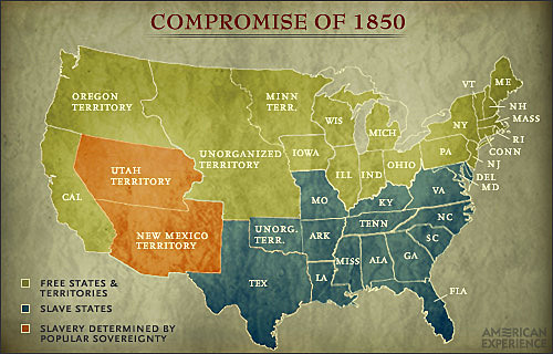 Compromise of 1850 (California)