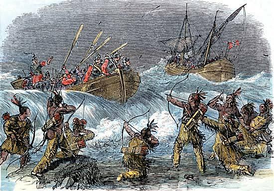 Pequot War (Native Americans)