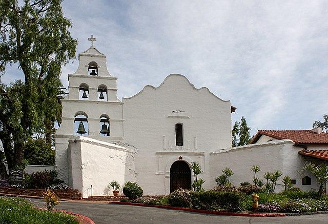 Mission Basilica San Diego de Alcalá (United States)