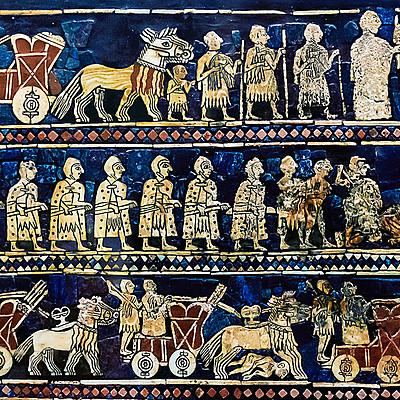 Le civiltà antiche timeline