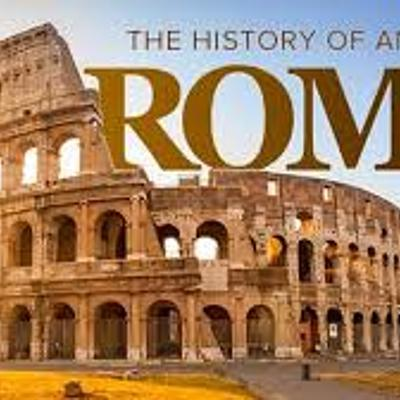Rome's history  timeline