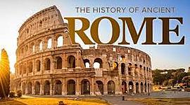 Rome's history  timeline