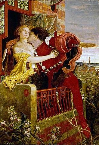 Romeo and Juliet (Ρωμαίος και Ιουλιέτα)