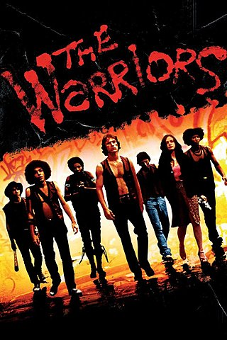 1979 Warriors Homage in Pulp Fiction 1994