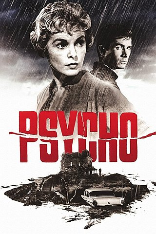 1960 Psycho homage Pulp Fiction 1994