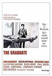 1967 The Graduate homage in Jackie Brown