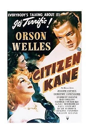 1941 Citizen Kane Homage in Kill Bill Volume 1