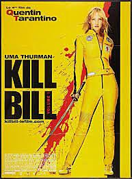 2003 Kill Bill Volume 1 Tarantino