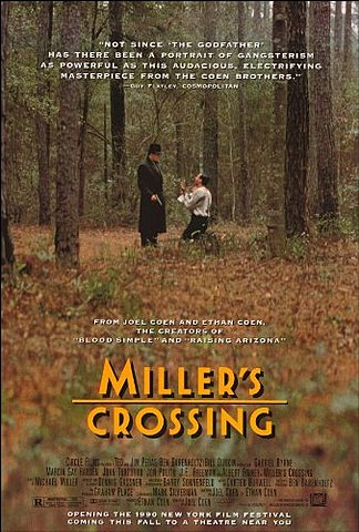 1990 Miller's Crossing Homage in Kill Bill Volume 1 2003