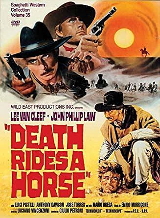 1966 Death Rides a Horse Homage in Kill Bill Vol 1 2003