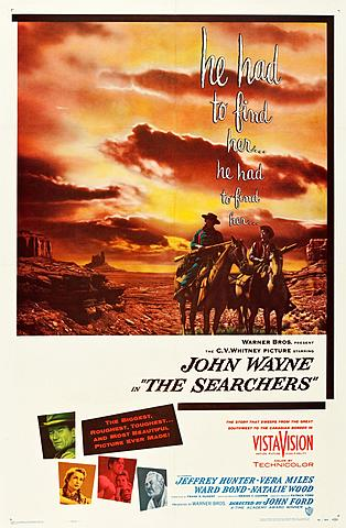 1956 The Searchers Homage Kill Bill Vol 2 2004 & Inglorious Basterds 2009