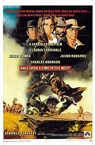 1968 Once Upon a Time in the West homage Kill Bill Vol 2 2004