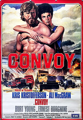 1978 Convoy homage in Death Proof 2007
