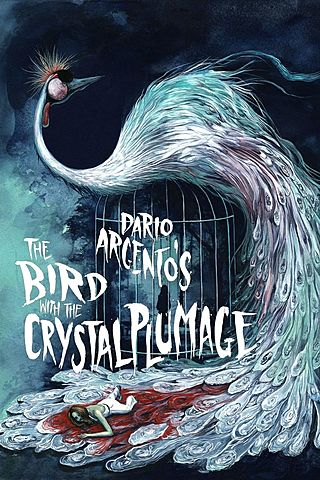1970 Bird with the Crystal Plumage homage Death Proof 2007