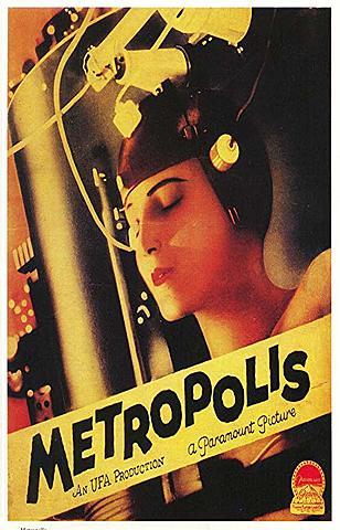 1927 Metropolis Homage Inglorious Basterds 2009