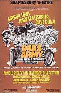 1972 Dads Army (BBC TV) homage to Safety First 1923