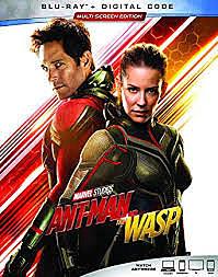 ANT MAN WASP