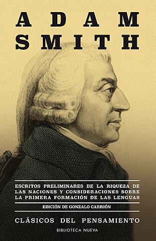 Ideas liberales de Adam Smith