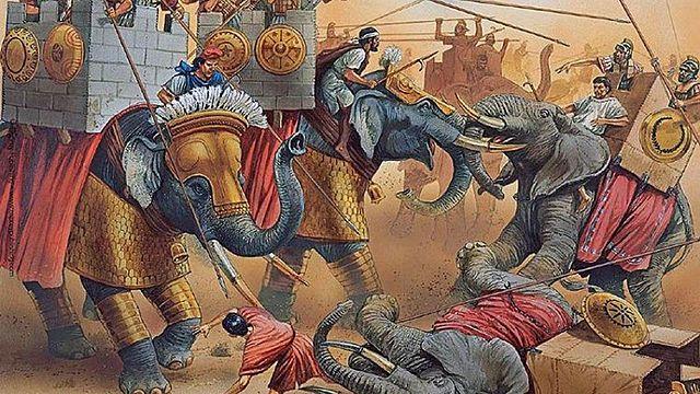 Batalla de Curupedio. Fin de la Guerra de los Diádocos