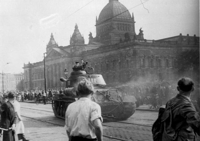 Народное восстание 17 июня в ГДР