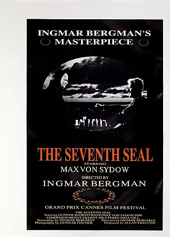 1957 The Seventh Seal - Death becomes homage