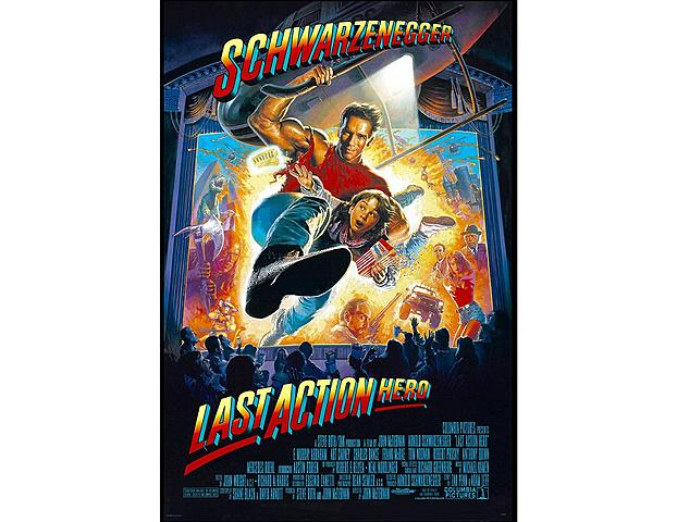 1993 Last Action Hero homage to The Seventh Seal (Death walks out of movie)