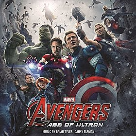 2014 Avengers Age of Ultron music score homage to John Williams (composer other films)