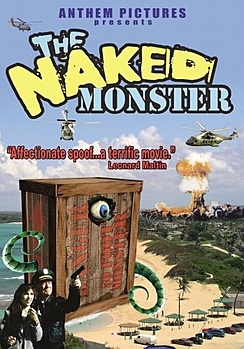 2005 The Naked Monster Homage to Giant Monster Movies of the 50s