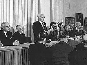 לאומי: הקמת מדינת ישראל