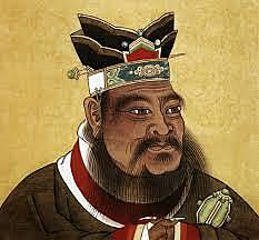 Confucius is teaching what will become the analects