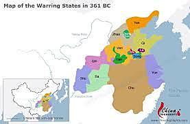 Era of warring states begins