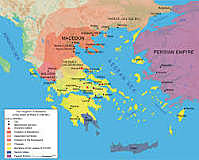 Phlip of macedon conquer the Greek city states