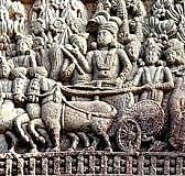 Ashoka dies